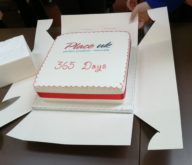 Celebration of 365 days