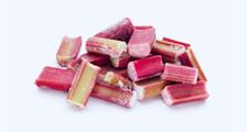 IQF Rhubarb