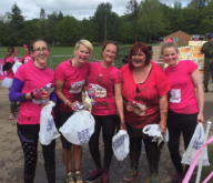 Race for Life – Place UK Lovies
